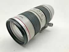 Canon 70-200mm F2.8 L IS Mk1 zoom telephoto lens