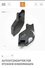 Stokke Kinderwagen Car Seat Adapter Multi 1 Mal Gebraucht