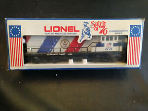 Lionel 6-1776 Spirit of 76 Powered Diesel Locomotive - Stored in Box