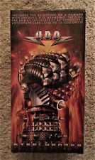 U.D.O. - Steelhammer Boxset (Includes CD, Hammer Sculpture, Autograph Card) NEW