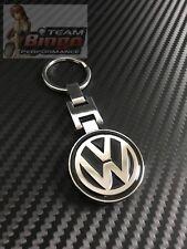 Volkswagen VW Polished Metal Keyring Chains Car Logo Badge Key Ring AU Stock🇦🇺