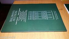 BALDWIN'S THE NAME FOR NUMISMATICS -  AUCTIONS # 28 - 2001 - ENG