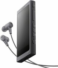 Walkman A Series Digital Audio 16Gb Hi-Res Player Black Nw-A45Hn B/Sony