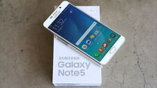 New Unlocked Samsung Galaxy Note 5 SM-N920A 32gb White 4g LTE