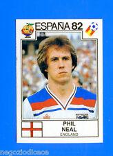 SPAGNA ESPANA '82 -Panini-Figurina-Sticker n. 241 - NEAL - INGHILTERRA -Rec