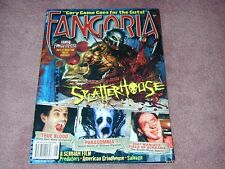 FANGORIA # 295 - Splatterhouse, True Blood, 2001 Maniacs, FREE SHIPPING USA
