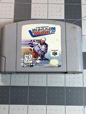 Wayne Gretzky's 3D Hockey 98 Nintendo 64 N64 Original OEM Authentic Game