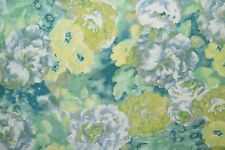 Abstract Floral ITY Print #227 Stretch Polyester Lycra Spandex Fabric BTY
