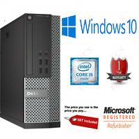 DELL Optiplex 7020 9020 3020 Core i5 4570 1TB 8GB DESKTOP COMPUTER WINDOWS 10