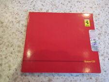 Ferrari Harman Becker Sat Nav DISC EUROPE CD de navigation par satellite version 3.7