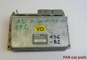 Opel Kadett E Steuergerät ABS BOSCH 0265103038, VD, 071139
