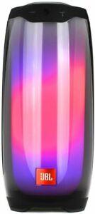 JBL Pulse 4 Portable Bluetooth Waterproof Speaker With LED Lightshow  - Black