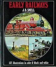 EARLY RAILWAYS, 1972 BOOK (GREAT WESTERN 2-8-0 No. 51 & MIDLAND RAILWAY CVR