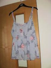 M & S Indigo Vest Top Size 14 BNWT