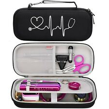 Bovke Travel Case For 3m Littmann Classic Iii Lightweight Ii Se Cardiology