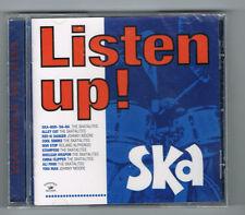 LISTEN UP ! - SKA - CD 16 TITRES - 2012 - NEUF NEW NEUF