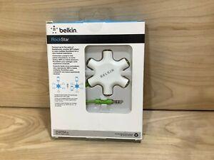 Belkin Rock Star Headphone Adapter For Up To 5 Headphones - BRAND NEW
