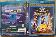 BLANCHE NEIGE ET LES SEPT 7 NAINS  – BLU RAY comme NEUF DISNEY – VF