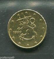 FINLANDE - pièce de 10 cts d' euro 1999 - TTB