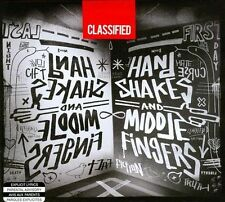 Handshakes and Middle Fingers by Classified (Rap) CD! BRAND NEW AND SEALED! NEW