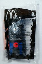 Disney Incredibles Dad Father Mr. Incredible Car Auto McDonalds #8 NEW
