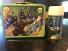 Vintage The Green Hornet Lunch Box and Thermos 1967 THERMOS Bruce Lee as Kato