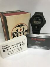 "Casio - G-Shock - Limited Edition 30th Anniversary - DW6930C-1 ""NEW"""