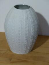 Porzellan Marco Polo Exklusiv Design Schale Zierschale mit Durchbruch weiß