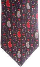 """Alexander Julian Colours Men's Silk Tie 58"""" X 4"""" Multi-Color Paisley"""