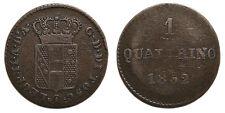 Italien Firenze Leopoldo II, Quattrino 1852