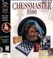Chessmaster 5500, [PC, CDROM, 1997], Rare | VGC | Delivered Fast & Free ⚡️