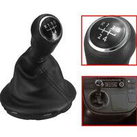5 Speed Gear Stick Shift Knob & Gator For VW Volkswagen Transporter T5