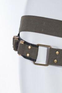 Steampunk Baumwoll-Gürtel mit Tasche und Pistolen-Kugeln Munitionsgürtel Gurt