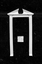DOOR FRAME -  UMDF1 - dollhouse miniatures 1/12 scale - polyresin
