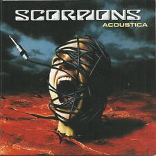 Scorpions - Acoustica - CD - Tolles Album mit 15 starken Rock Songs -