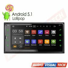 "XTRONS 6.95"" Android 5.1 Car Stereo Radio GPS DAB+ Toyota Corolla Terios Hilux"