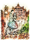 Marc Chagall L'Opera 1974 Limited Edition High Quality Giclee Print