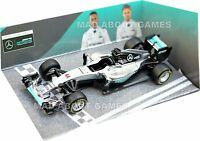 LEWIS HAMILTON MERCEDES F1 1:43 Racing Car Model Diecast Die Cast Formula One