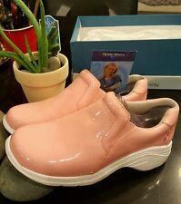"brand new nurse mates "" dove"" size 6 pink clog"