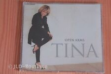 Tina – Open Arms - CD single promo Neuf New Sealed
