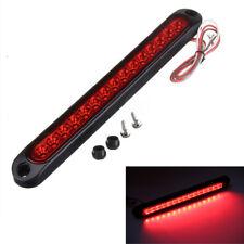 15 LED Ultra-Slim Car Stop Tail Brake Light Bar Identification Light Waterproof
