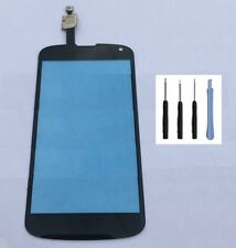 Top Front Touch Screen Digitizer Glass Panel for LG Google Nexus 4  E960 + Tools