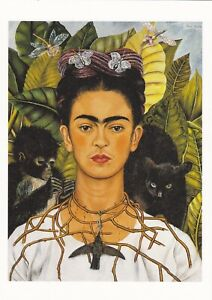 Frida Kahlo 7  Movie Poster Canvas Picture Art Premium Quality