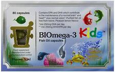 Pharma Nord Omega 3 Niños Bio-Marino Kind 80 Cápsulas