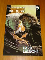 X-MEN ULTIMATE HARD LESSONS VOL 12 GRAPHIC NOVEL MARVEL 9780785118015
