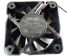 NMB DC BRUSHLESS Fan 50mm x 50mm x 15mm 2006ML-04W-S29 5015 12V 0.08A 3-pin 1pcs