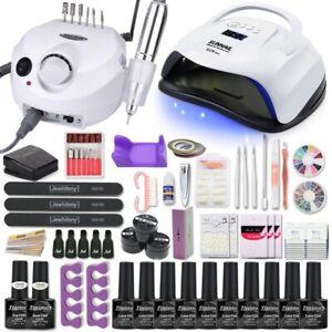 Makeup Beauty Set Manicure Set Acrylic Nail Nail Lamp Nail drill Machine Tools