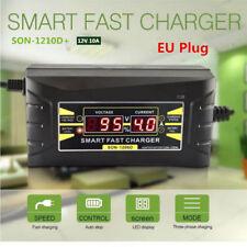 Caricabatteria da 12V 10A per display LCD auto da auto EU / US