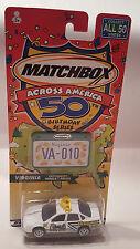 MATCHBOX ACROSS AMERICA 50TH BIRTHDAY SERIES VIRGINIA