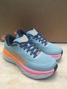 Hoka One One Womens Bondi 7 Wide Running Shoes - UK Size 8